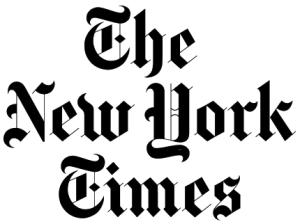 NYT-logo – StrongMinds