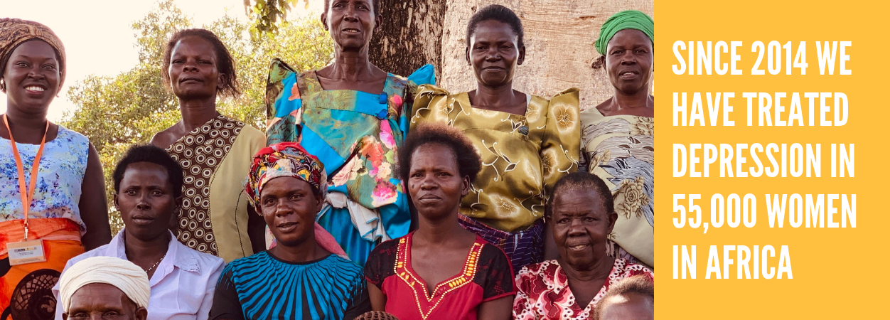 to date we have treated 55,000 women in Africa